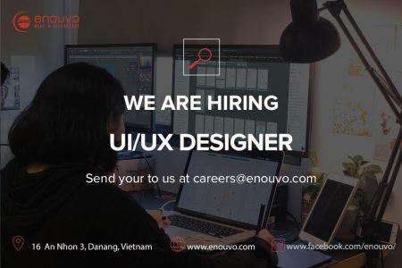 UX UI DESINGER